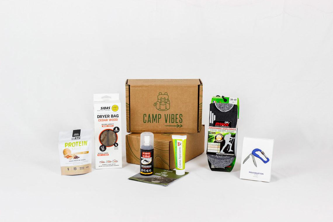 Box CampVibes pour le outdoor