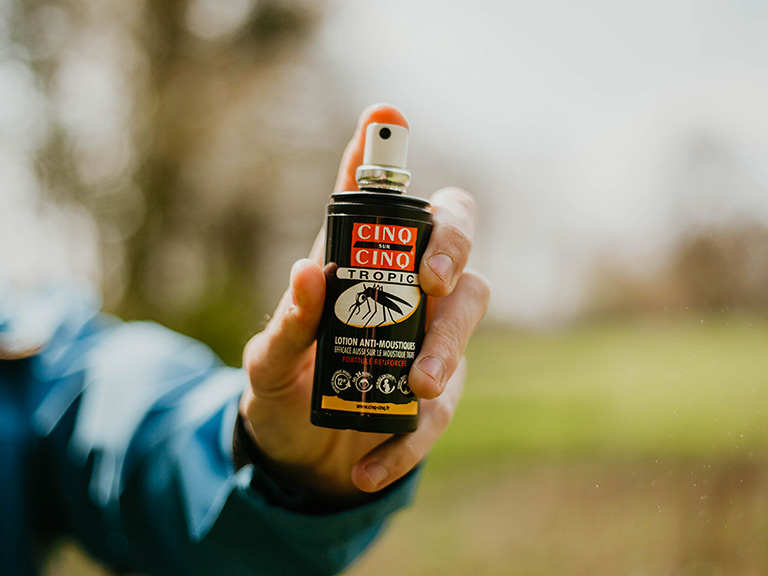 Spray anti-moustiques Tropic